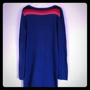 Lacoste Cashmere dress Sz 42